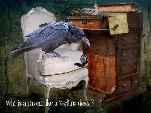 why is a raven like a writing desk    ravenswritingdeskblog  rh   ravenswritingdeskblog wordpress com